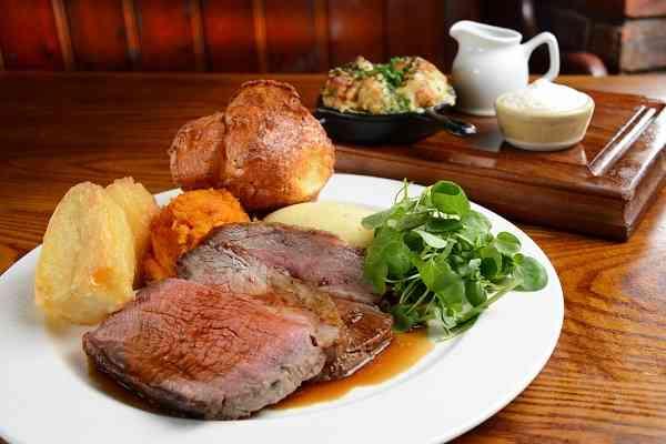 Sunday Roast: món ăn cân bằng dưỡng chất của người dân Anh