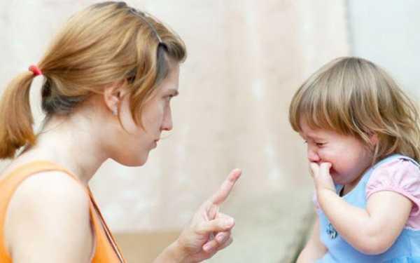 Bí kíp nuôi con, vì sao không nên la mắng khi nuôi dạy con trẻ